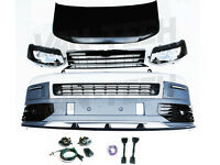 VW T5 to T5.1 Front End Conversion kit includes Wiring Kit / Lower Splitter