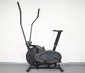 CT100 2-IN-1 Elliptical Cross Trainer Exercise Bike 12 Month Warranty | Daddy Suppplements