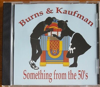 Burns & Kaufman - Something From The 50's CD - Buy 1 Item, Get 1 to 4 at 50% Off](Items From The 50s)