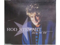 Rod Stewart Single CD You're The Star Last Chance To Buy