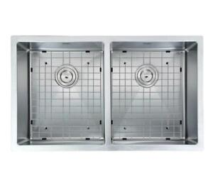STAINLESS STEEL UNDERMOUNT KITCHEN SINKS - LIQUIDATION PRICING - SAVE OVER 50%
