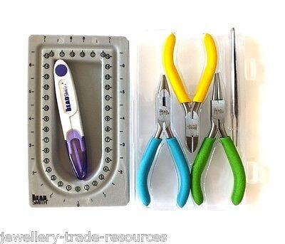 The Beadsmith Beaders Mini Travel Kit Set - Pliers & tools f