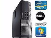 Dell Optiplex 790 SFF Core i5-2500, 3.30GHZ ,16GB,500GB , Win 7 Pro 2ND GEN