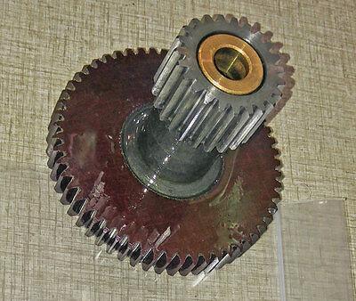 Emco Maximat 7 Lathe Head Stock 56 23 Fiber Steel Pinion Gear 0628ca