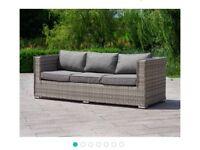 Garden / outdoor sofa wanted