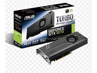 ASUS GTX 1070 8GB Graphics Card