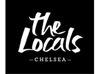 Cafe/Deli manager needed for an exciting new opening in Central London, Chelsea.