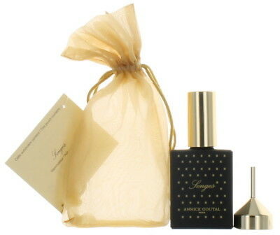 Songes by Annick Goutal for Women Mini Refill EDT Perfume Spray .83NIB on bag - Womens Perfume Refills