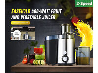 Brand New Stainless Steel Whole Fruit Dual Speed Juicer Vegetable Citrus Juice Extractor
