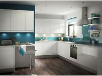 Brand new kitchen units Matt or Gloss boxed and sealed delivered