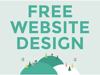 FREE Web Design - Domain | Hosting | SEO | Mobile Friendly