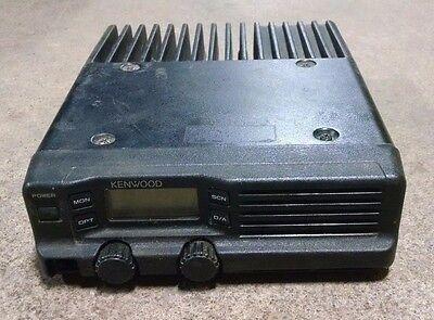 Kenwood Tk-730g Mobile Narrowband Vhf High Band Dash Mount Radio Kch-3 Tk-730g