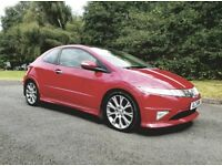 IMMACULATE HONDA CIVIC TYPE S GT 1.8 i V TEC golf vxr type r gti ST focus 320 a3 a4