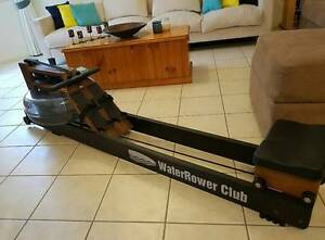 Rowing Machine - Water Rower East Maitland Maitland Area Preview
