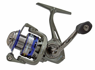 Unidentified Band Hi Speed Spinning Fishing Spool Gear ratio 1.5:1