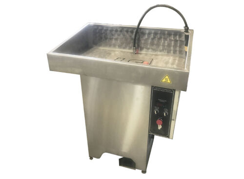 LS Industries - Manual Wash Tank - Industrial Parts Washer