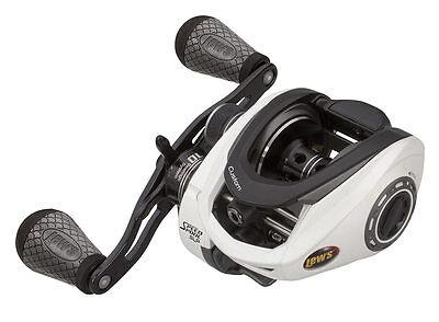 Lew's Custom Speed Spool SLP Baitcast Fishing Reel 10BB 7.5:1 LEFT Hand CG1SHL