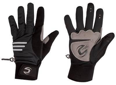 Cannondale Glove Windfront 9G404 BLK winddicht warm Handschuh Gr. M schwarz Neu
