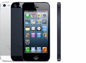 ******* APPLE IPHONE 5 16GB UNLOCKED TO ALL NETWORKS ********
