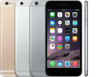 Apple iPhone 6 Plus GSM Unlocked LTE - 16GB 64GB 128GB - Gray Silver Gold