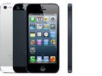 IPHONE Five5 16GB UNLOCKED BOX WARRANTY & SHOP RECEIPT