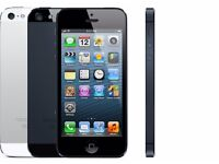 **** APPLE IPHONE 5 32GB UNLOCKED TO ALL NETWORKS ****