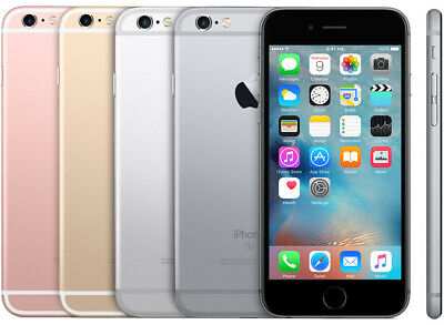 Apple iPhone 6S Fully Unlocked 64GB - All Colors