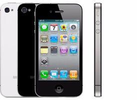 Apple iphone 4 8gb / 16gb / 32GB smartphone VARIOUS
