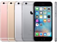 WANTED: iPhone 6 and UP