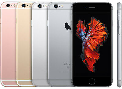 Apple iPhone 6S (A1633, Factory Unlocked)