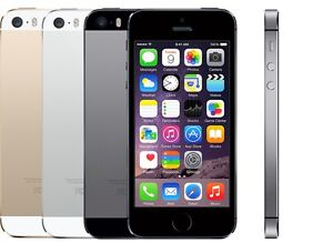 Second Hand iPhone 5S 32GB Perfect Working Condition Space Grey Mandurah Mandurah Area Preview