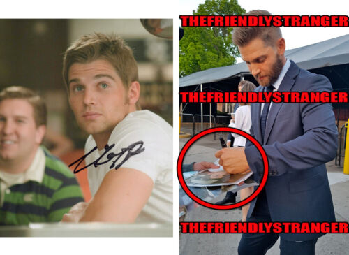 """MIKE VOGEL signed """"SHE'S OUT OF MY LEAGUE"""" 8X10 PHOTO a EXACT PROOF Sex/Life COA"""