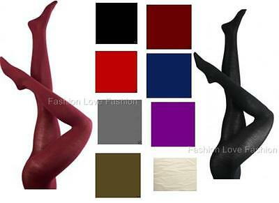 1 Pack Opaque Tights,Pantyhose Stockings,Multi-Colors,One or Queen Size (Queen Size Stockings)