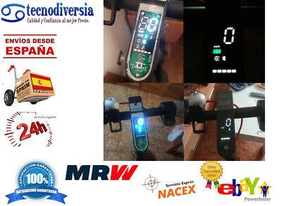 Placa y pantalla para Patinete Eléctrico Xiaomi Mijia Scooter M365 pro