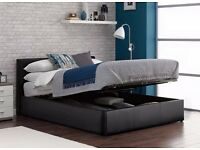 NEW - VIENNA STORAGE BEDS NOW IN STOCK - £199 - AVAILABLE WITH MATTRESS - HURRY CALL 07496113154
