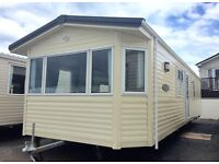 Stunning BK Seville static caravan with beautiful Sea Views on Windsor Holiday Park Groomsport