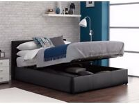 PRADO PLUS STORAGE BED & MEMORY ORTHO MATTRESS - NEW - BED PACKAGE - DELIVERED NATIONALLY