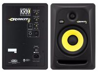 Krk Rokit 6 G3s brand new boxed
