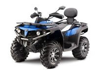 *Brand New* Quadzilla CF 550 Force. Road legal 4x4 Farm Quad. Warranty. Free Delivery>