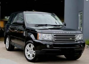 4X19INCH RANGE ROVER SPORT DISCOVERY 3 & 4 ALLOY WHEELS 95% Tread Georges Hall Bankstown Area Preview
