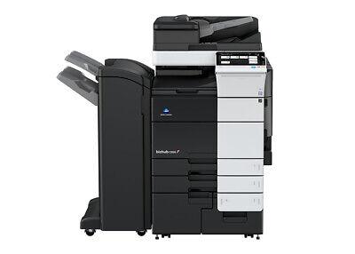 Konica Minolta Bizhub C659 Color Copier Printer Scanner Network Free Delivery