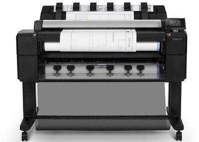 Hp Designjet T2500 36-inch Color Inkjet Wide Format Printer Scanner