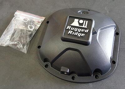 SALE Rugged Ridge Boulder Aluminum Dana 30 FOR Jeep JK TJ Differential Cover