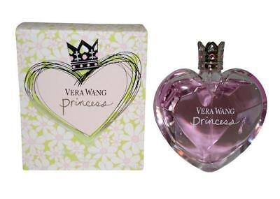 FLOWER PRINCESS Vera Wang 3.3 oz 3.4 Perfume spray EDT NEW IN BOX