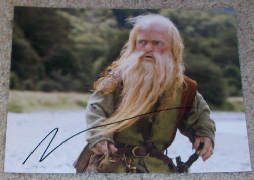 PETER DINKLAGE SIGNED AUTOGRAPH THE CHRONICLES OF NARNIA 8x10 PHOTO w/PROOF