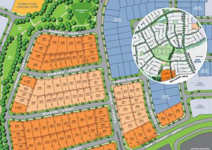 Oran Park Land (Direct Owner sale) Camden Area Preview