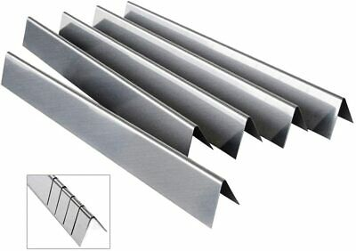 Stainless Steel Flavorizer Bars 5pk BBQ Gas Grill Parts for Weber Genesis Spirit