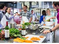 Vegan cookery class with free dinner and bottomless booze! (2 March)