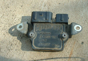 Mitsubishi-Pajero-Triton-Ignition-Power-Module