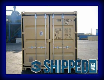 IDAHO SALE!! NEW 20FT CONTAINER / STORAGE UNIT FOR SALE in IDAHO FALLS, ID